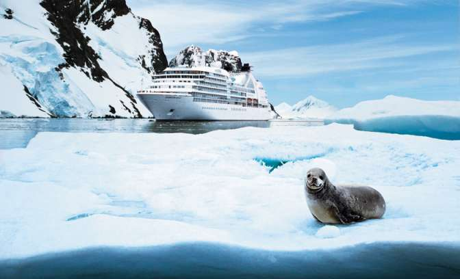 Antartica expeditie cruise met Seabourn Quest