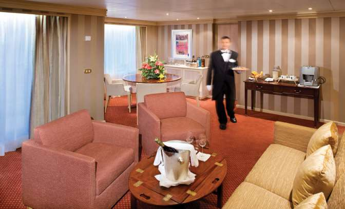 owner suite silver wind