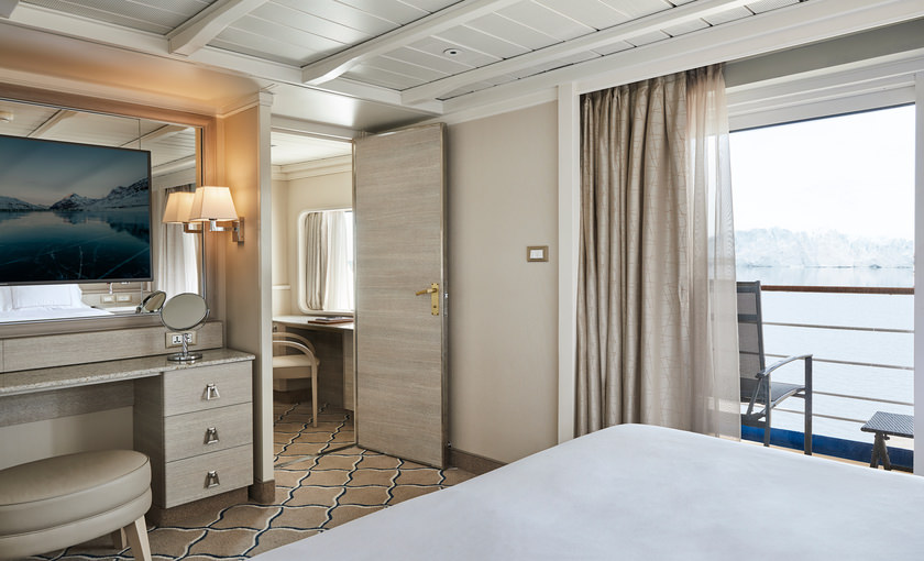 balkon suite silver cloud expedition